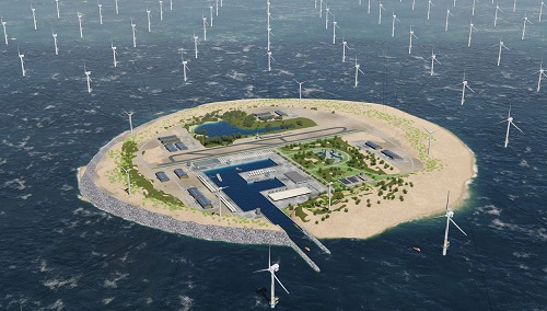 North Sea to support the worlds largest wind farm